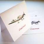 Печать уникальных открыток от онлайн-типографии