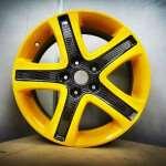Покраска дисков автомобиля: делать самому или идти к спецам?