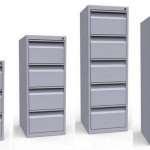 Шкафы картотечные металлические — надежность и вместимость