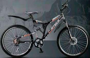 Горные велосипеды Stels: описание и характеристики