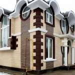 Советы по выбору компонентов для фасадного декора