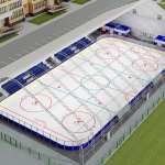 Скорость проведения строительства ледового катка