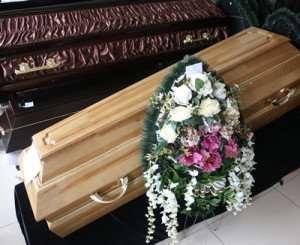 Заказ ритуальных гробов на территории Киева