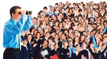 Особенности массового подбора персонала