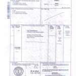 Как оформить сертификат формы А