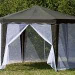Качественные тенты на шатры: особенности выбора