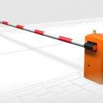 Шлагбаум автоматический — удобство использования