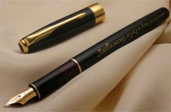 Лазерная гравировка на ручке – особенности способа