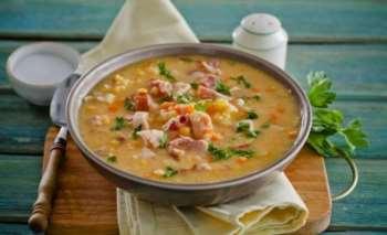 Рецепты приготовления полезных гороховых супов