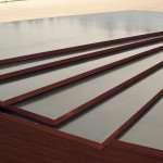 Важные параметры ламинированной влагостойкой фанеры