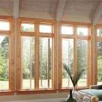 Ключевые преимущества деревянных окон