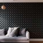 Безопасность самоклеящихся панелей 3D для стен