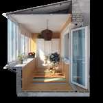 Производство индивидуальной балконной мебели от «Балконной компании»