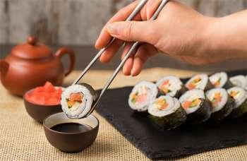 Действительно ли суши полезны для здоровья?