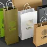 Пакеты с логотипом: уникальный элемент рекламной компании