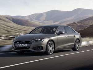 Авто Audi A4 — комфортность и практичность