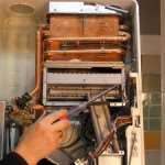 Принцип ремонта газовых колонок
