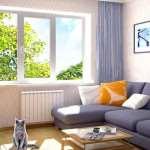 Пластиковые окна — высокие изоляционные свойства